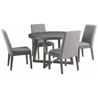 Besteneer - Dining Table and 4 Chairs