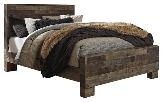 Derekson - Queen Panel Bed