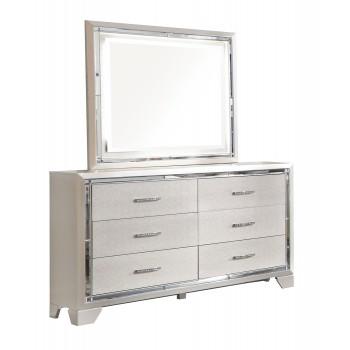 Lonnix - Dresser and Mirror