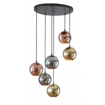 Adiana - Metal Pendant Light (1/CN)