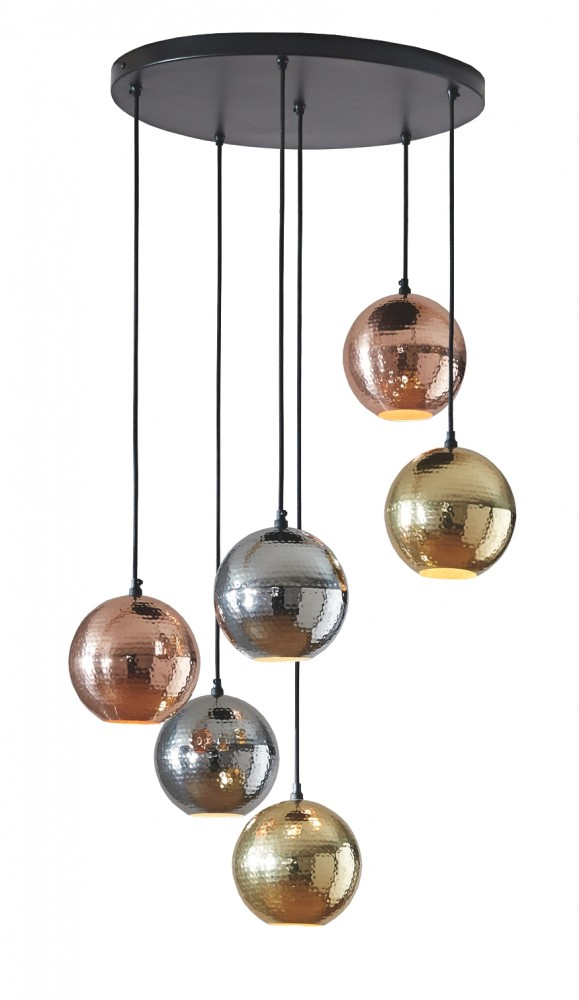 Adiana - Metal Pendant Light (1/CN)
