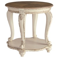 Realyn - Round End Table