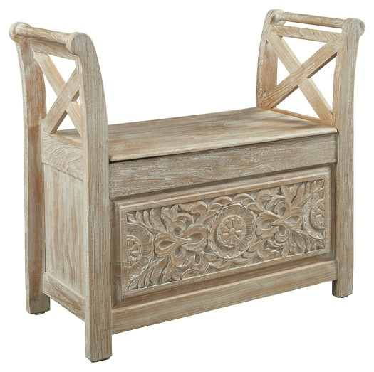 Fossil Ridge - Accent Bench