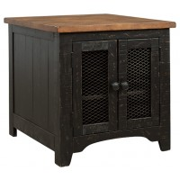 Valebeck - Rectangular End Table