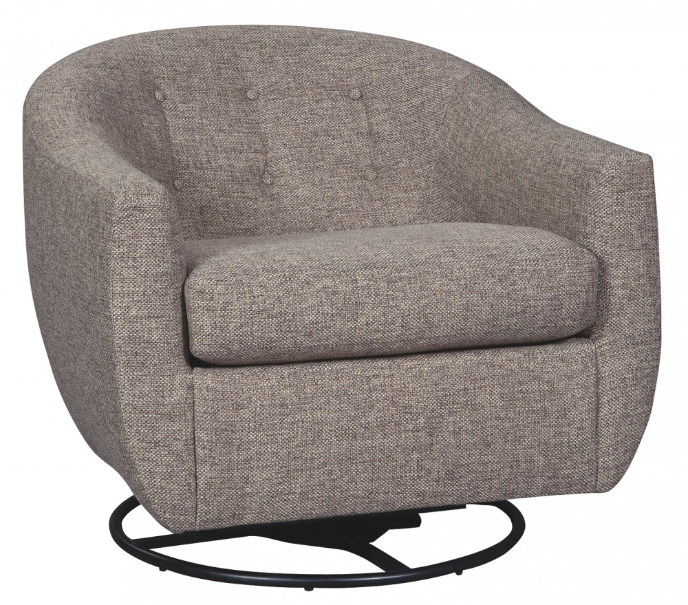 Upshur - Swivel Glider Accent Chair