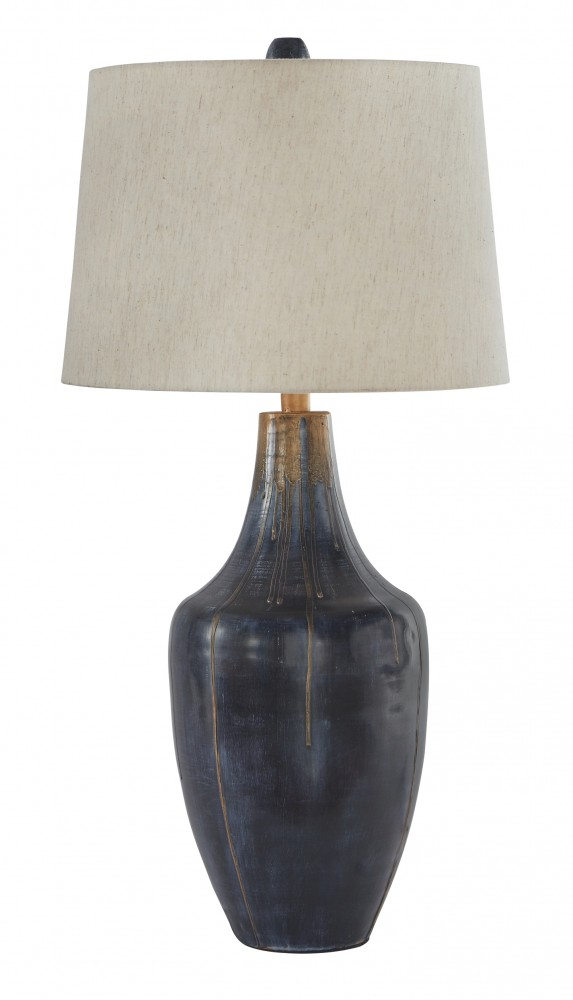 Evania - Metal Table Lamp (1/CN)