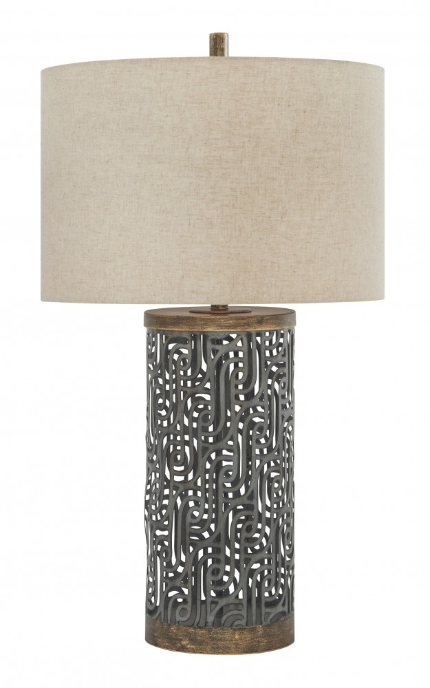 Dayo - Metal Table Lamp (1/CN)