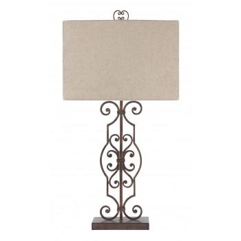 Calidora - Metal Table Lamp (1/CN)