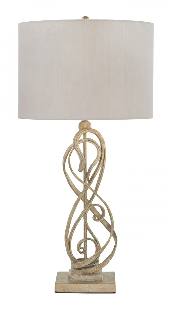 Edric - Metal Table Lamp (1/CN)