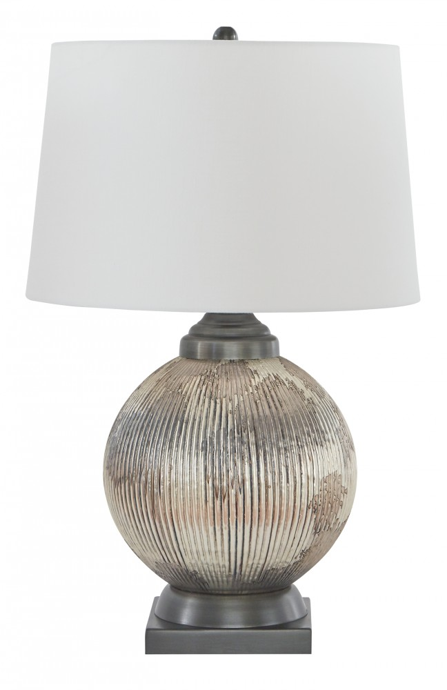 Cailan - Glass Table Lamp (1/CN)