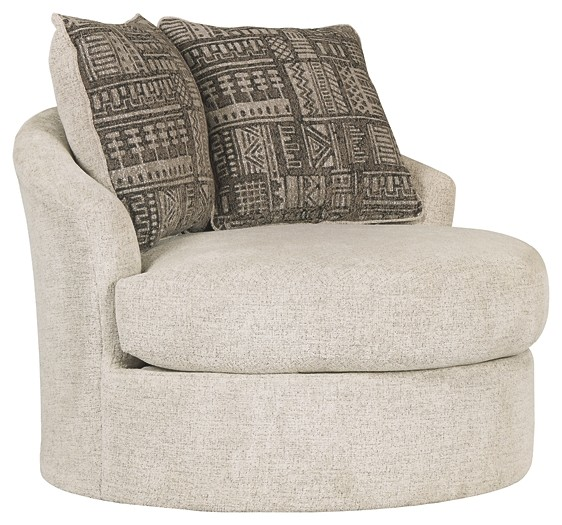 Soletren - Swivel Accent Chair
