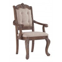 Charmond - Dining UPH Arm Chair (2/CN)