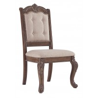 Charmond - Dining UPH Side Chair (2/CN)