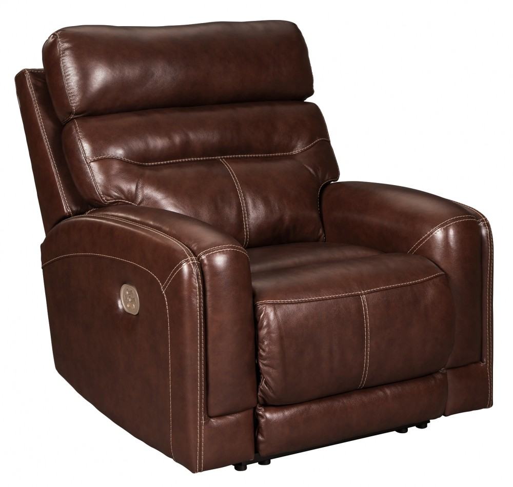 Sessom - PWR Recliner/ADJ Headrest