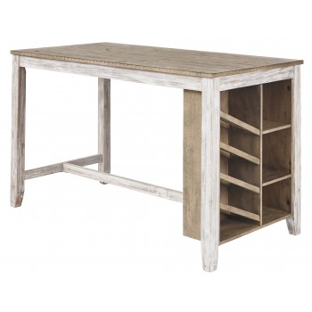 Skempton - RECT Counter Table w/Storage