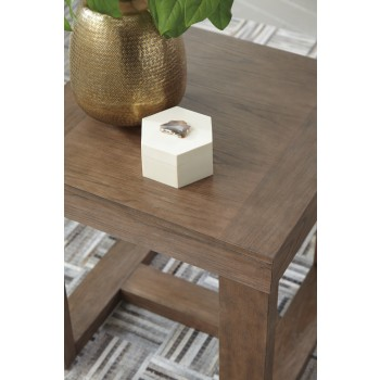 Cariton - Square End Table