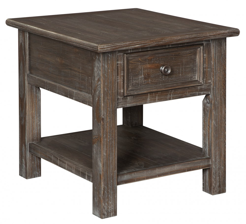 Wyndahl - Rectangular End Table