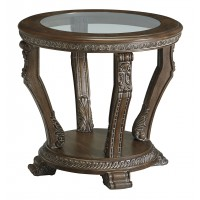 Charmond - Round End Table