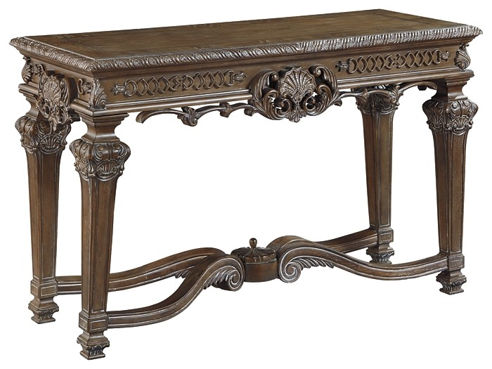 Charmond - Charmond Sofa/Console Table