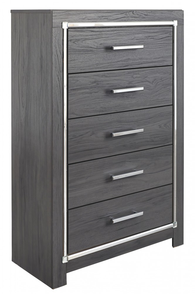 Lodanna - Five Drawer Chest