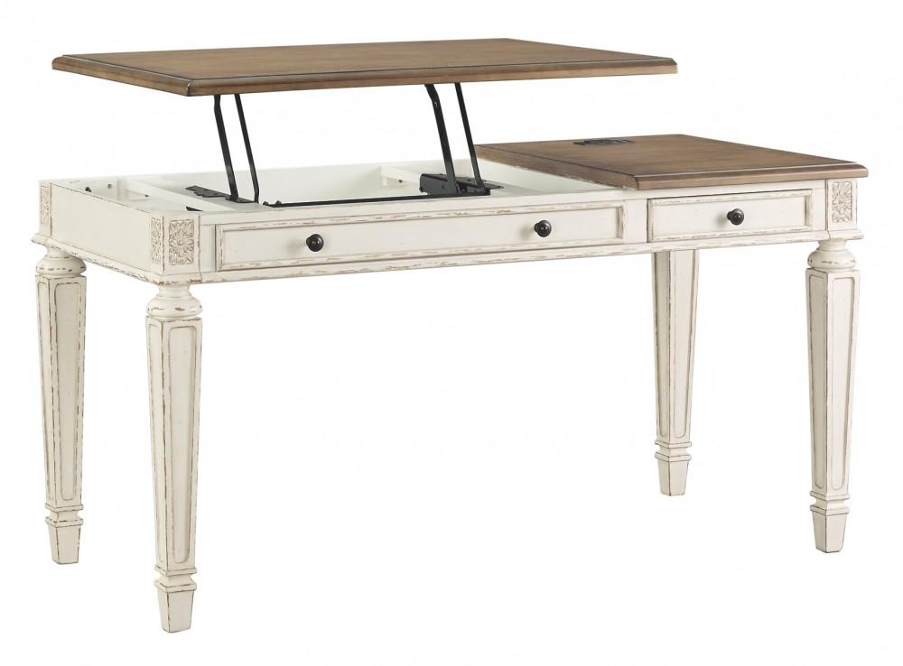 Realyn - Home Office Lift Top Desk