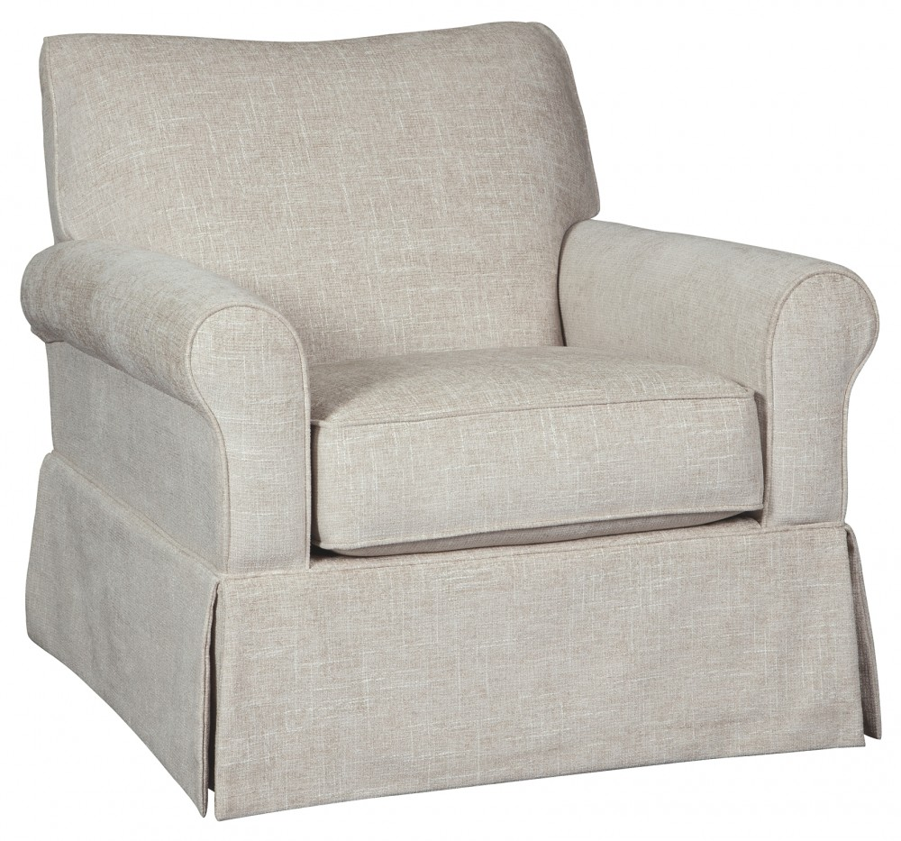 Searcy - Swivel Glider Accent Chair
