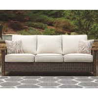 Paradise Trail - Paradise Trail Sofa with Cushion