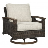 Paradise Trail - Swivel Lounge Chair (2/CN)