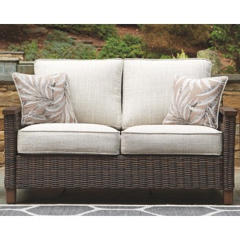 Paradise Trail - Loveseat w/Cushion
