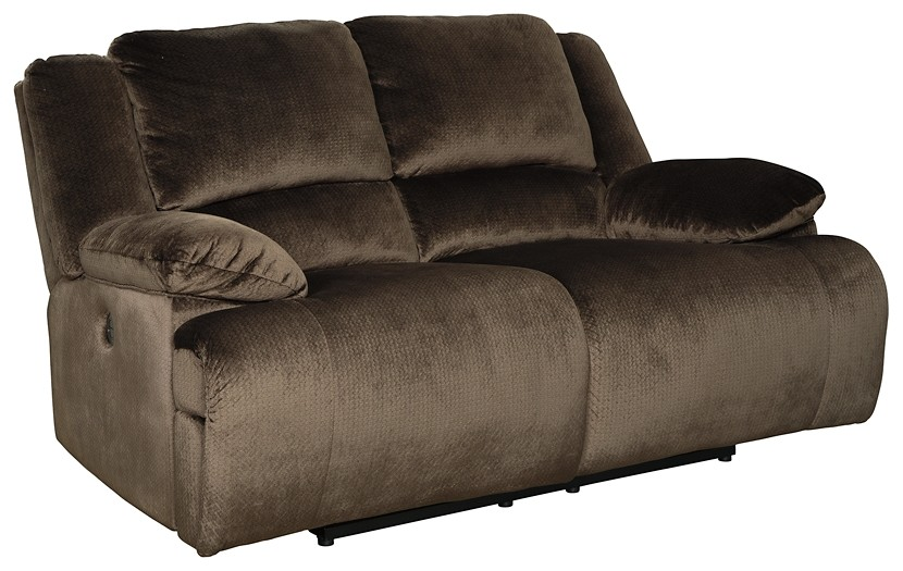 Clonmel - Reclining Power Loveseat