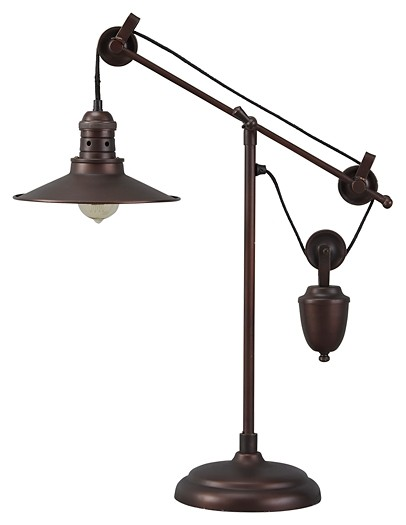 Kylen - Metal Desk Lamp (1/CN)