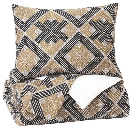 Scylla - King Comforter Set