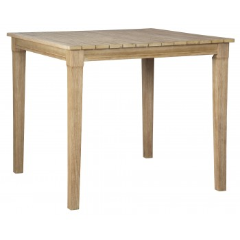 Clare View - Square Bar Table