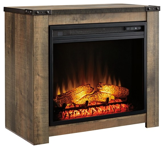 Trinell - Fireplace Mantel w/FRPL Insert