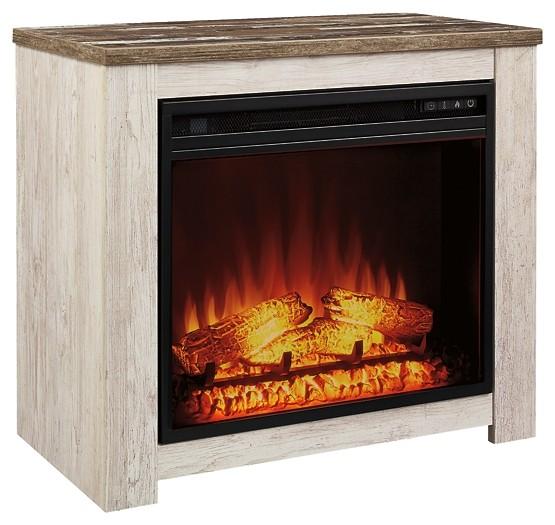Willowton - Fireplace Mantel w/FRPL Insert