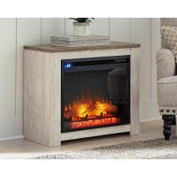 Willowton - Fireplace Mantel w/FRPL Insert