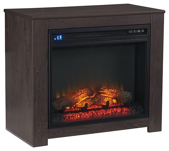 Harlinton - Fireplace Mantel w/FRPL Insert