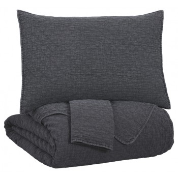 Ryter - King Coverlet Set