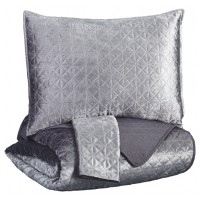 Maryam - Queen Coverlet Set