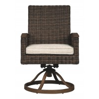 Paradise Trail - Swivel Chair w/Cushion (2/CN)