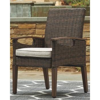 Paradise Trail - Arm Chair With Cushion (2/CN)