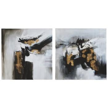 Jerrin - Wall Art Set (2/CN)