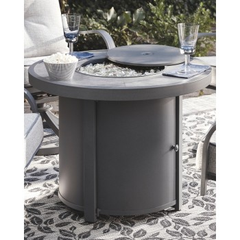 Donnalee Bay - Round Fire Pit Table