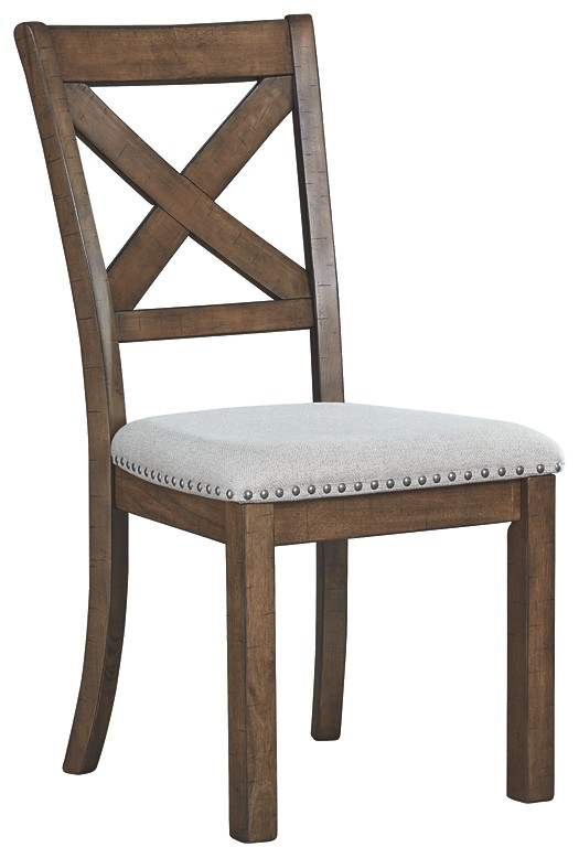 Moriville - Dining UPH Side Chair (2/CN)