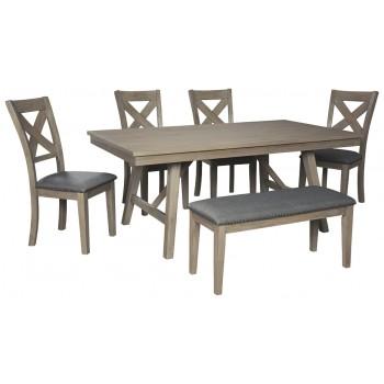 Aldwin - Rectangular Dining Room Table