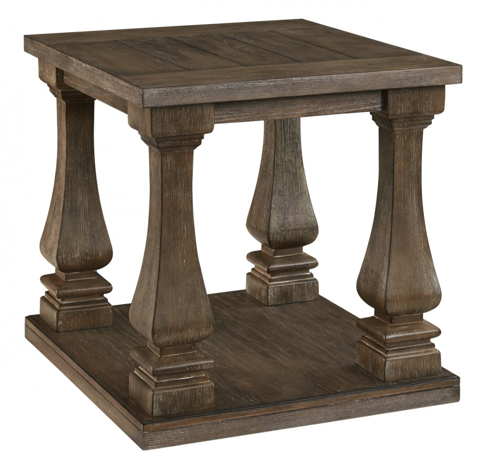 Johnelle - Rectangular End Table