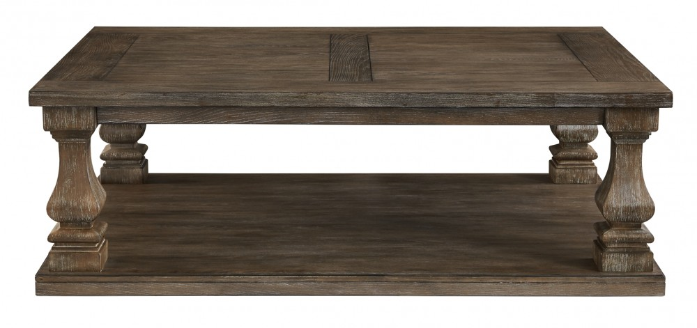 Johnelle - Rectangular Cocktail Table