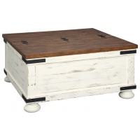 Wystfield - Cocktail Table with Storage