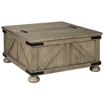 Aldwin - Cocktail Table with Storage