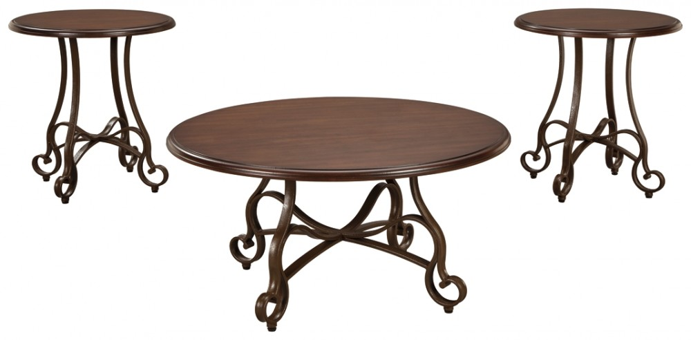 Carshaw - Occasional Table Set (3/CN)